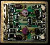 Конструктивное исполнение балансного смесителя на полевых транзисторах