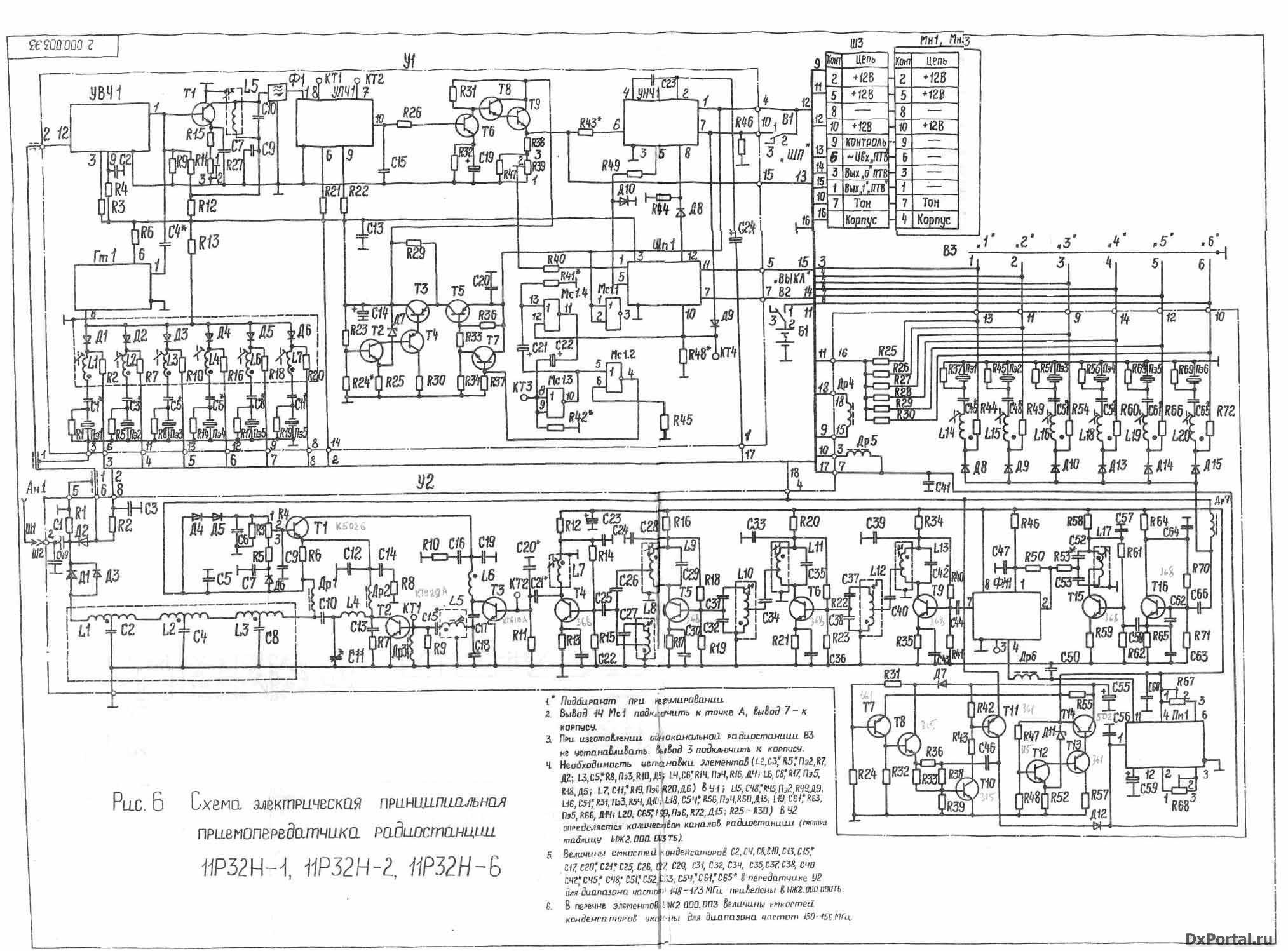 11р32н схема